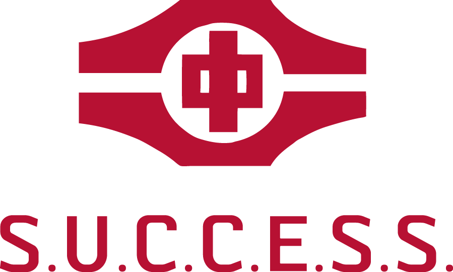 SUCCESS logo RGB