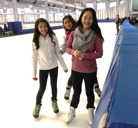 Friendship grows on the ice in Fort St. John