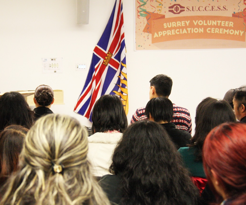 Surrey Champions of SUCCESS Event